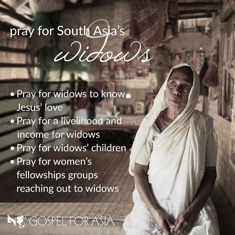 Pray for Widows
