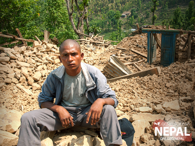 Nepal Earthquake Survivor Story