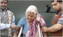 World Leprosy Day: A Love They Can See