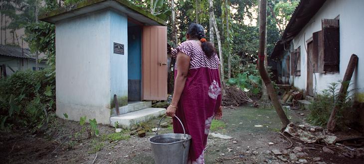 New Toilet Saves Family from Danger