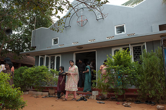 Just like Pastor Hardik's congregation praised God for the gift of a new church building, this church in Sri Lanka now also has a place where they can worship Christ free from harassment.