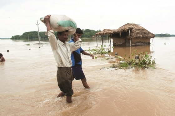 In areas where annual floodwaters deluge homes and displace families, Compassion Services teams bring invaluable comfort and practical help.