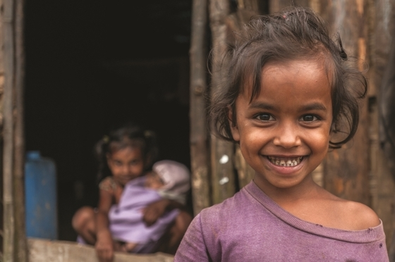 Countless children around the world live in constant lack of basic necessities. Their parents or grandparents may do their best to provide, but without even basic education, their futures look dim.
