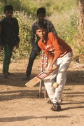 Cricket and other games once seemed to be Aahlaad's only interests in life. Now, through Bridge of Hope, he is motivated to learn and pursue a brighter future!