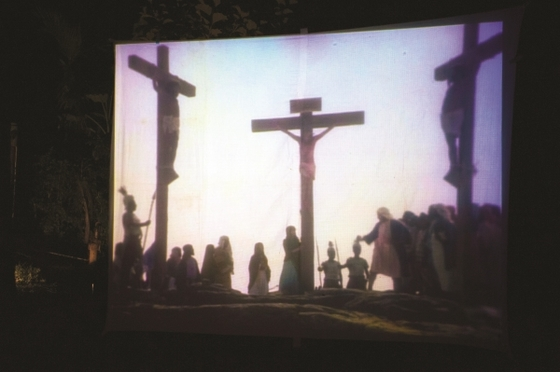 Arman attended Christian worship services, but did not yet trust the Lord. When he watched a film on the life of Jesus, he understood Christ's sacrifice and chose to embrace Him.