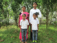 Pastor Jahansuz (pictured) ministered in six different villages, but since he had no means of transportation, his effectiveness was limited to however far he could walk each day.