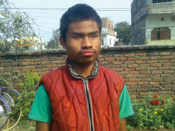 In the midst of an agonizing illness, Raj, (pictured) heard a radio broadcast about God's healing of Job. His life changed as he continued listening to more broadcasts and later developed a friendship with a missionary.