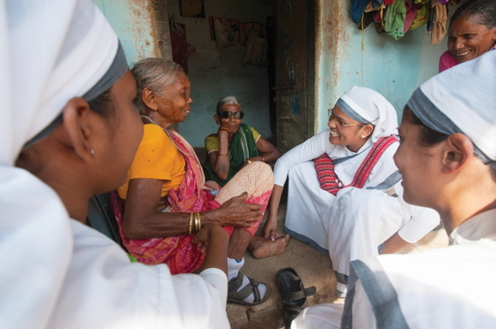 GFA-supported ministry to leprosy patients brings hope and practical help to those who are often rejected by society and family.