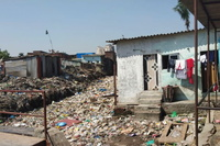 In this slum community, many people suffer from severe health problems they cannot afford to treat. Pastor Tarik arranged a free medical camp to provide the care they needed.