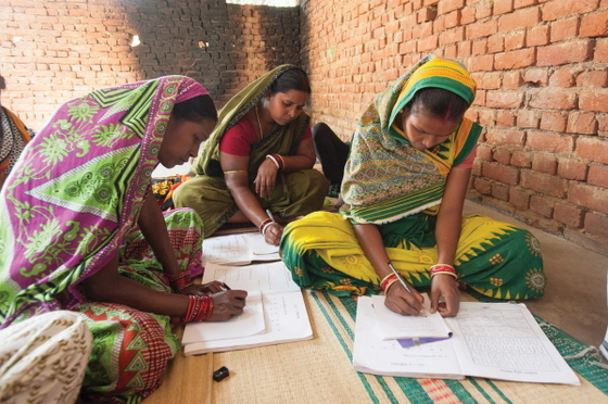 Many women in Asia had no opportunity to learn to read during their childhood. Adult literacy classes empower women in many ways, from making fair deals in the marketplace to reading God's Word for themselves.