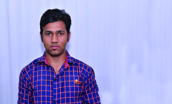 Nalesh (pictured) joined a GFAsupported Bridge of Hope centre when he was 8 years old. Now graduated from the centre, Nalesh looks back at the support Bridge of Hope was to him and his family and how it gave him hope for a better future.