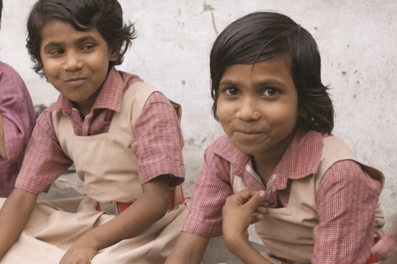 GFA-supported Bridge of Hope centers put smiles on the faces of hurting children, as well as good food in their bellies.