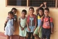 GFA-supported Bridge of Hope centers provide safe places for children like these to learn and grow.