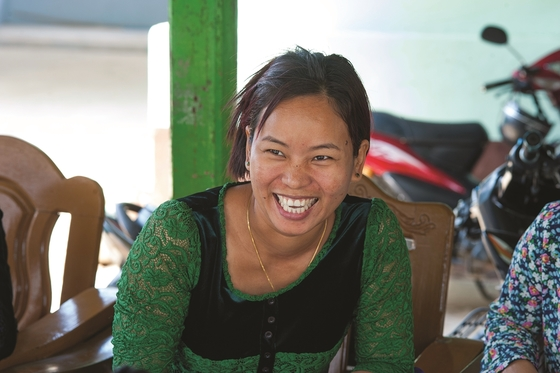 Sadly, suicide rates are extremely high among women in some parts of Asia. But as women like Saneh (not pictured) discover their worth in Christ, they find a reason to keep living.
