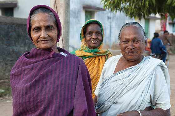 These women, like Bryn, have experienced loss and rejection due to leprosy.