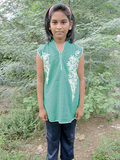 <p>With the support of Bridge of Hope, Kadi (pictured) gained new motivation to pursue her dreams and goals.<p>