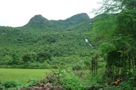 The Jeypore Orissa Region is known for its hilly terrain.