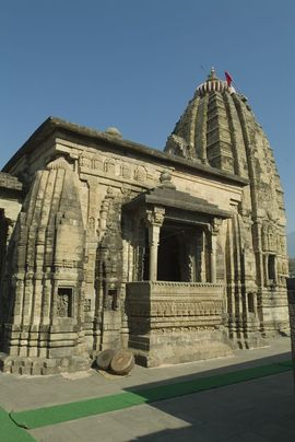 This ancient temple is a popular tourist attraction in the Kangra Region.