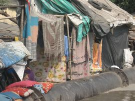 Millions come to the Kolkata Region looking for a better life and end up living in the city's slums instead.