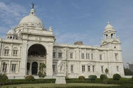 There is much history to enjoy in Kolkata, which used to be India's capital city until 1912.
