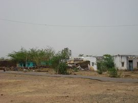 Although the North Central Madhya Pradesh Region is home to the famous capital city of Bhopal, most of the region's people live in rural villages like this one.