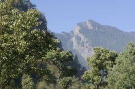 Numerous scenic hills dot the Shimla Region.
