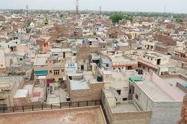 The South Punjab Region is home to many large cities like this one.