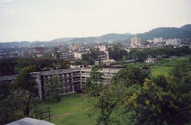 This city in the Tezpur Region of Assam is nestled in a lush valley surrounded by majestic hills.