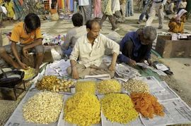 People in the Tinsukia Region sell and buy essential commodities and clothes in these weekly markets.