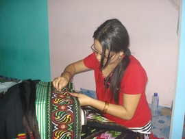 Handcrafted items from Manipur are famous around the world.