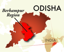 The Berhampur Odisha Region