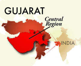 The Central Gujarat Region