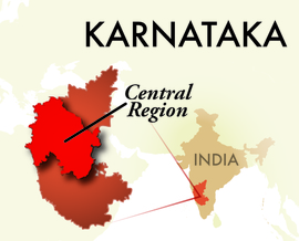 The Central Karnataka Region