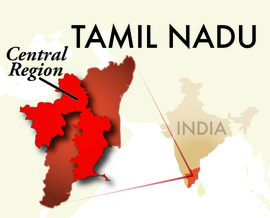 The Central Tamil Nadu Region