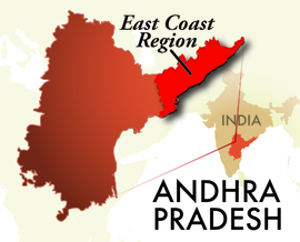 The East Coast Andhra Pradesh Region
