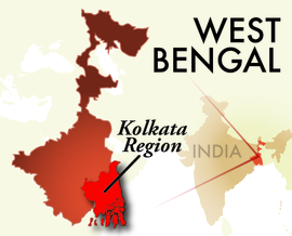 The Kolkata West Bengal Region