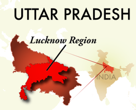 The Lucknow Uttar Pradesh Region