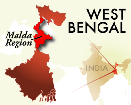The Malda West Bengal Region