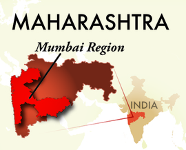 The Mumbai Maharashtra Region