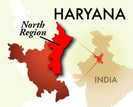The North Haryana Region
