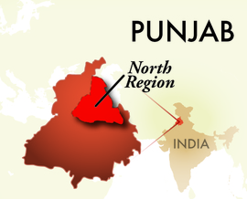 The North Punjab Region