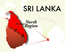The North Sri Lanka Region