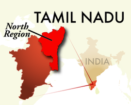 The North Tamil Nadu Region