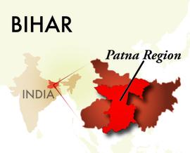 The Patna Bihar Region