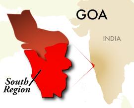The South Goa Region