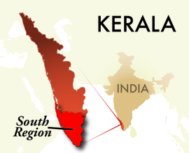 The South Kerala Region