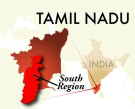 The South Tamil Nadu Region