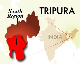 The South Tripura Region