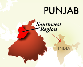 The Southwest Punjab Region