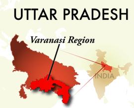 The Varanasi Uttar Pradesh Region